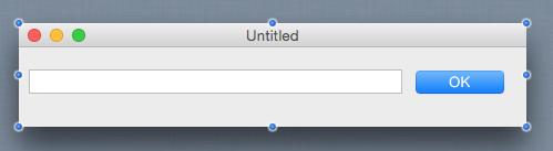 Interfaz app ejemplo para comprobar como funcionan las Inyecciones SQL
