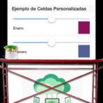 Tablas en iOS: celdas con iOSCustomTableCell