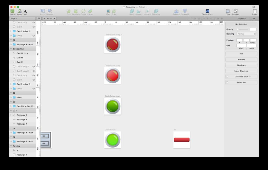 Diseño de gráficos con Sketch para macOS