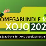 Disponible Omegabundle 2020 para Xojo